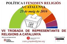 GTER VII Trobada de Representants de Religions a Catalunya