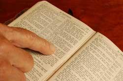 LLEGIR LA BÍBLIA PER CONÈIXER LA NOSTRA CULTURA