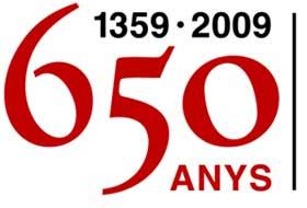 EL CEC AL 650 ANIVERSARI DE LA GENERALITAT