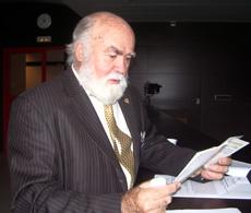 Professor Gabino Fernández