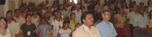 I CONFERÈNCIA MISSIONERA A GIRONA