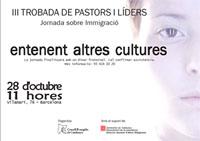 III TROBADA DE PASTORS I LÍDERS