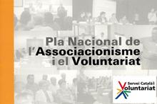 PRESENTACIÓ DEL PLA NACIONAL DE L'ASSOCIACIONISME I EL VOLUNTARIAT