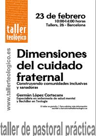 "SESSIÓ DEL ""TALLER TEOLÓGICO"""