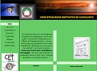 NOVA PLANA WEB DE LA UEBC