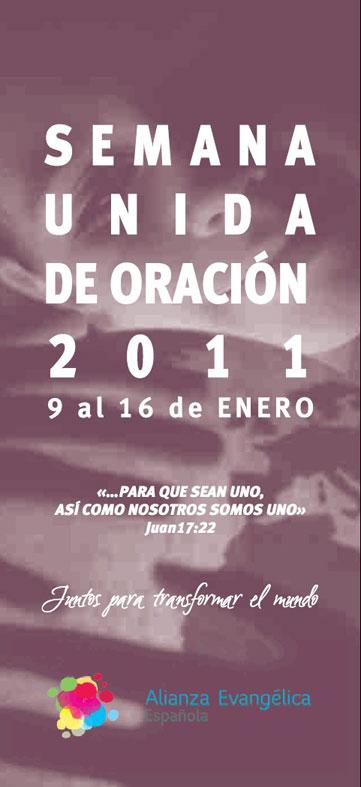 Setmana Universal de Pregària