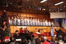 Coro gospel de Castilla la Mancha