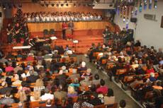 Aspecte general de l'església