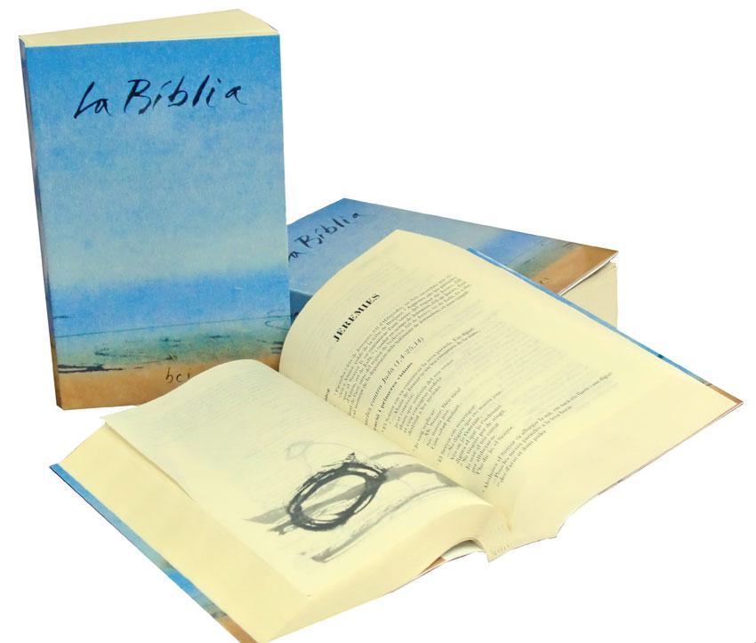 Edició popular de la Bíblia en català