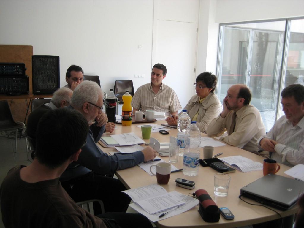 Reunió del Secretariat del CEC