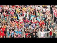AlaKalle Barcelona Flashmob 2011