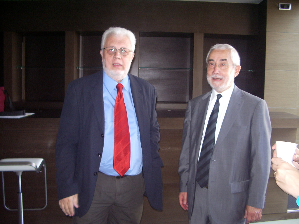 El Director General d'Afers Religiosos entrevistat al programa Néixer de Nou