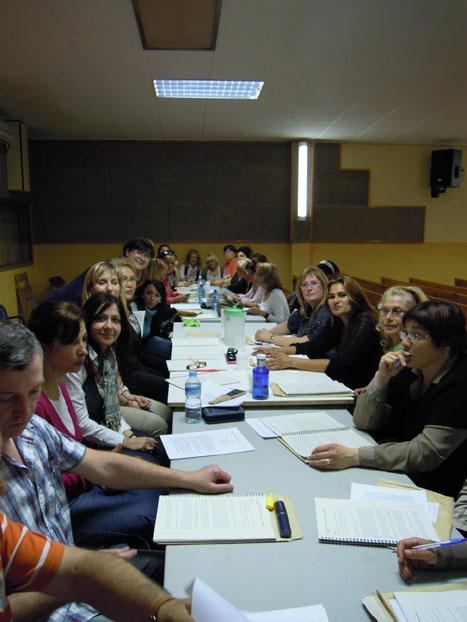 La formació del voluntariat