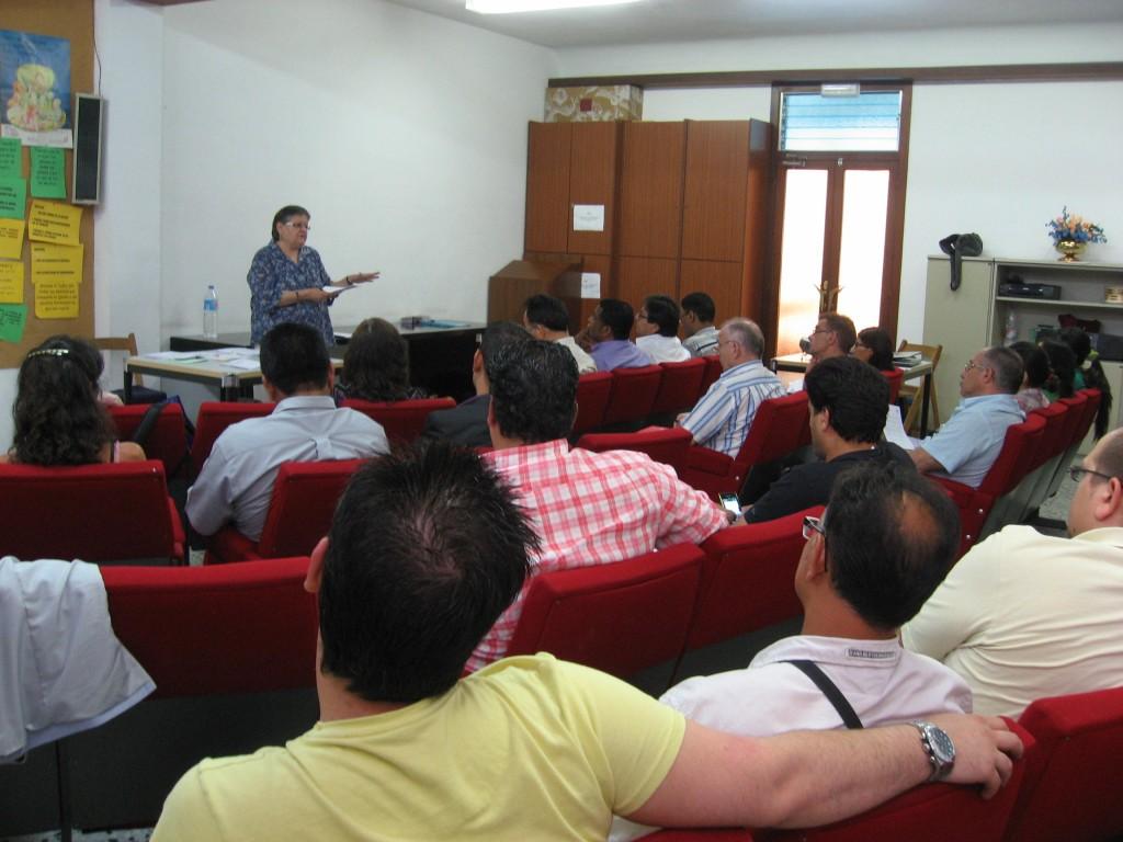 Finaliza el Curso de Agentes Pastorales 2012