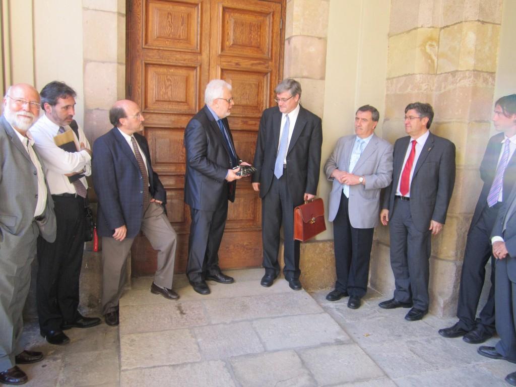 Reconocimiento del CEC a José Mª Contreras