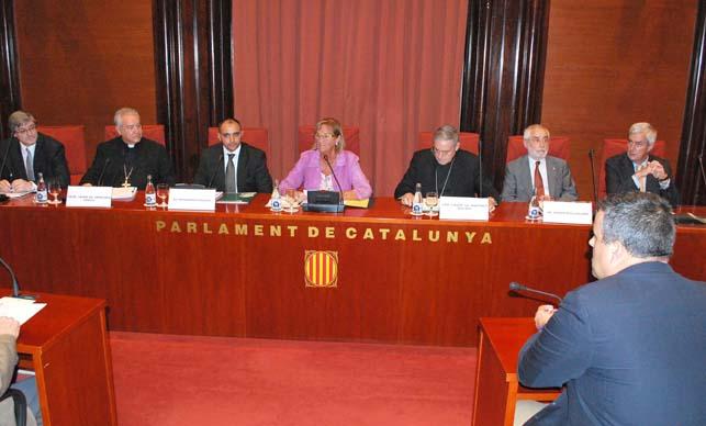 El Plenari del CEC assisteix a la inauguració de la II Trobada Interreligiosa Iberoamericana