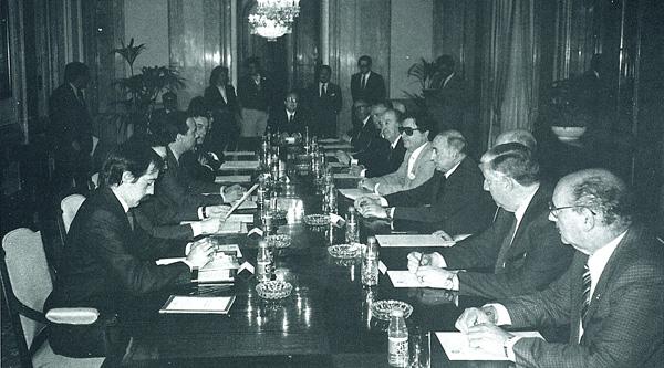Ferede celebra los 20 años de la firma de los Acuerdos con el Estado español
