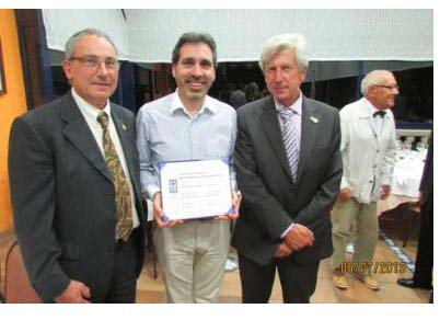 L'ONG El Bon Samarità guardonada pel Club Rotary